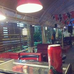 Photo taken at Ai-Yah Bar by Gig Z. on 3/31/2012
