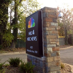 Photo taken at NBC News Washington Bureau by Frank G. on 11/6/2011