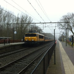 Photo taken at Station Wijhe by Marc N. on 2/28/2012