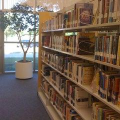 Photo taken at Maribelle M. Davis Library by Susan P. on 2/3/2012