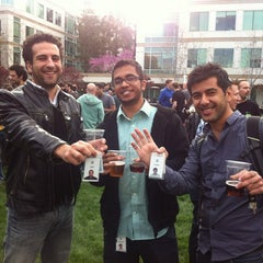 Photo taken at Apple Beer Bash by Atef F. on 3/24/2012
