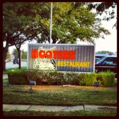 Photo taken at Hooters by Mike C. on 7/29/2012