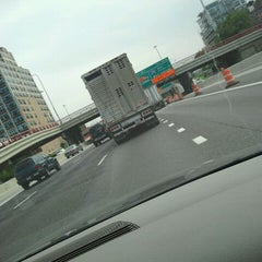 Photo taken at Kennedy Expressway by Joanna B. on 8/18/2011