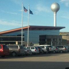 Photo taken at Kansas Travel Information Center by Braden B. on 12/30/2010
