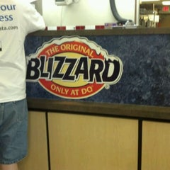 Photo taken at Dairy Queen by Aaron A. on 6/1/2012
