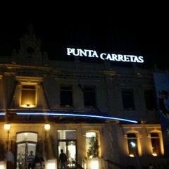 Photo taken at Punta Carretas Shopping by Fernanda D. on 5/2/2012