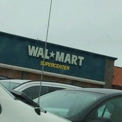 Photo taken at Walmart Supercenter by Katie M. on 6/9/2011