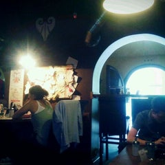 Photo taken at Cafeteca by Valentin M. on 5/13/2012