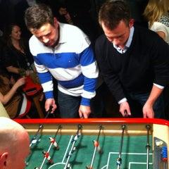 Photo taken at Bar Kick by Florian G. on 12/3/2011