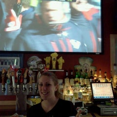 Photo taken at Buffalo Wild Wings by Dave K. on 1/15/2012