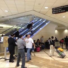 Photo taken at Terminal 5 by Steven B. on 3/29/2012
