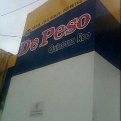 Photo taken at Periódico De Peso by Sal Revista E. on 1/14/2012