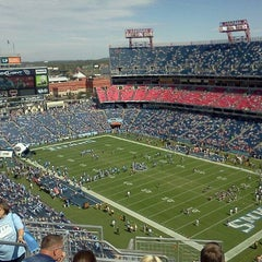 Photo taken at Nissan Stadium by Seth B. on 9/25/2011
