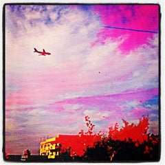 Photo taken at Airport Road by Tina H. on 11/11/2011