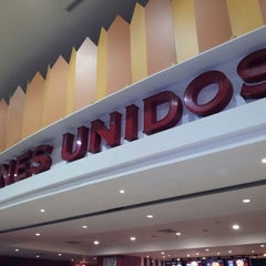 Photo taken at Cines Unidos by Rodolfo R. on 6/16/2012