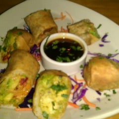 Photo taken at BJ's Restaurant and Brewhouse by Amberjoy E. on 10/30/2011