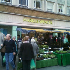 Photo taken at Marks & Spencer by Manco C. on 3/26/2011