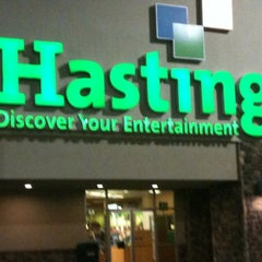 Photo taken at Hastings by April D. on 5/1/2011