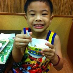 Photo taken at MK Restaurant (เอ็มเค) by Faii L. on 3/18/2012