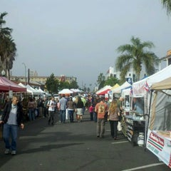 Photo taken at Little Italy Mercato by Comic-Con G. on 10/22/2011