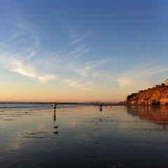 Photo taken at Cardiff State Beach by Victoria C. on 11/28/2011