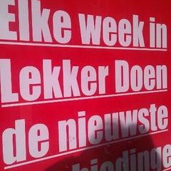 Photo taken at Dirk van den Broek by Dick d. on 10/18/2011