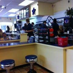 Photo taken at Kewpee Sandwich Shop by Dennis D. on 7/25/2012
