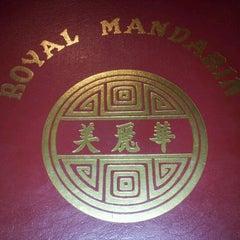 Photo taken at Royal Mandarin by Jasmine P. on 3/20/2012