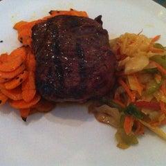 Photo taken at Stella's Restaurant, Bar, & Café by Xin Z. on 7/9/2012