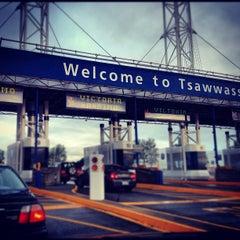 Photo taken at Tsawwassen Ferry Terminal by Tracy T. on 7/21/2012