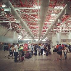 Photo taken at Aeroporto Internacional de São Luís / Marechal Cunha Machado (SLZ) by João Paulo K. on 8/28/2012