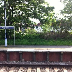 Photo taken at Penge East Railway Station (PNE) by Johnny I. on 5/11/2012