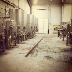 Photo taken at Duchman Family Winery by Bridget P. on 2/18/2012