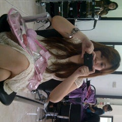 Photo taken at Blossom Female Salon by Stefanny E. on 9/6/2012