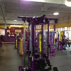 Photo taken at Planet Fitness by Richard J. on 5/29/2012