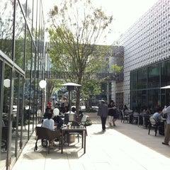 Photo taken at DAIKANYAMA T-SITE by Yosef Y. on 4/29/2012