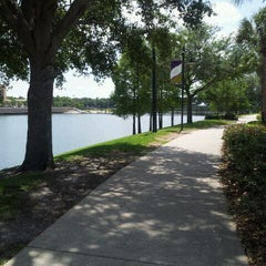Photo taken at Cranes Roost Park by Zachare S. on 5/5/2012
