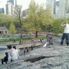 Photo taken at The Rocks by VixenPinky on 4/15/2012