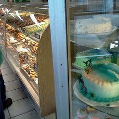 Photo taken at V.G. Donut & Bakery by Yvette M. on 3/28/2012