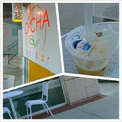 Photo taken at O-CHA Tea Bar by Nate N. on 8/24/2012