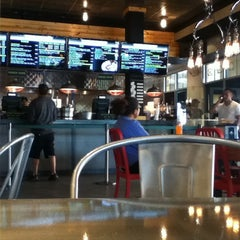 Photo taken at Burger Fi by Daniel V. on 3/13/2012
