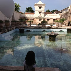Photo taken at Taman Sari Water Castle by Jonny C. on 6/3/2012