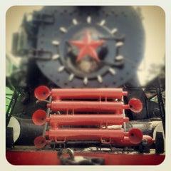 Photo taken at Музей железнодорожной техники by Sergey O. on 6/7/2012