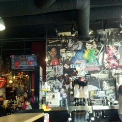 Photo taken at Floyd's 99 Barbershop by Donna P. on 7/12/2012