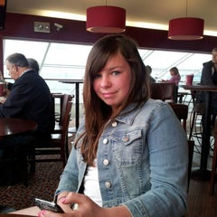 Photo taken at Airport Departure Lounge by Richard M. on 6/4/2012