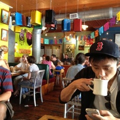 Photo taken at Golden West Cafe by Jui Ko C. on 7/28/2012