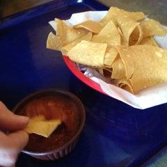 Photo taken at Burrito Factory by Davina C. on 3/31/2012