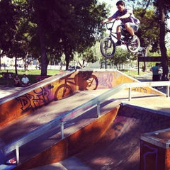 Photo taken at What's Up Park by Konstantinos P. on 4/27/2012