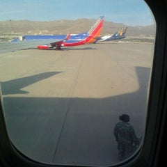 Photo taken at Biggs Army Airfield by Cardi on 5/5/2012