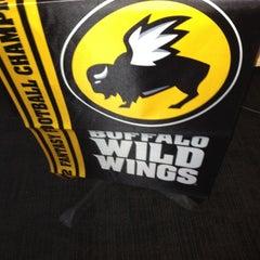 Photo taken at Buffalo Wild Wings by Ryan O. on 9/4/2012